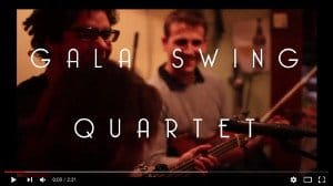 Gala Swing Quartet - Tears